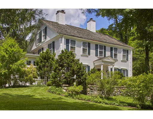 543 Boston Post Road, Weston, MA