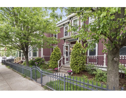 27 Sagamore, Boston, MA 02125