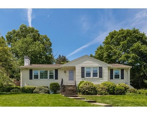 174 Ridgewood Drive, Norwood, MA
