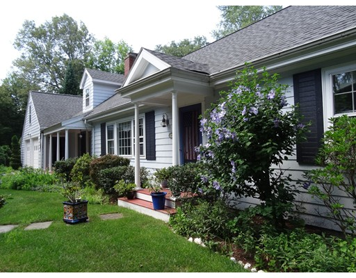 5 Deerhaven Road, Lincoln, Ma 01773