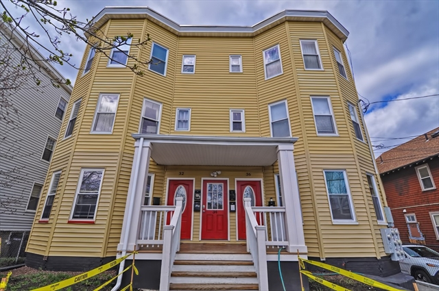 32 Fremont Street Somerville Ma Real Estate Property