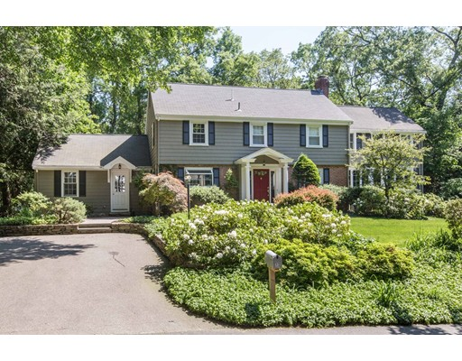 12 Sabrina Road, Wellesley, MA