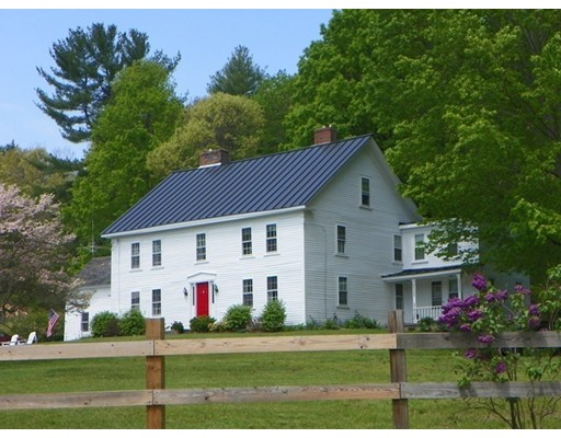 274 West Acton Road, Stow, MA 01775
