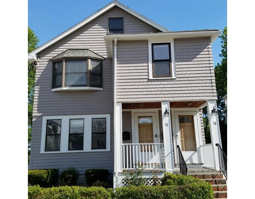 76 Normandy Avenue, Cambridge, MA 02138