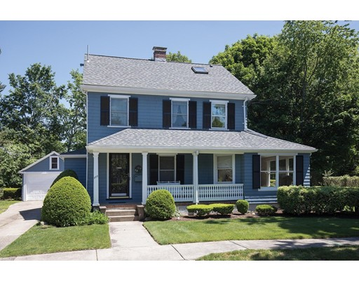 222 Winslow Road, Newton, MA
