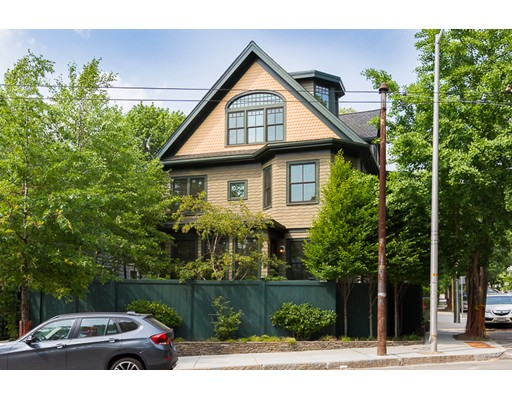 1 Royal Avenue, Cambridge, MA 02138