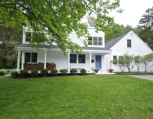84 Walden Terrace, Concord, MA