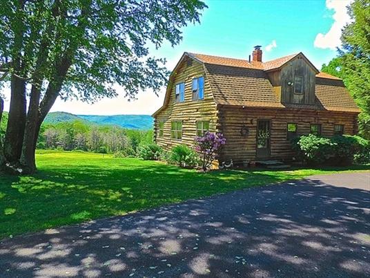 23 Laurel Lane, Charlemont, MA<br>$299,900.00<br>4.6 Acres, 3 Bedrooms