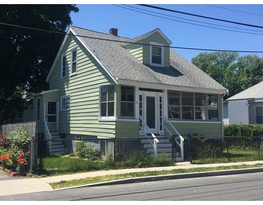 55 Franklin Avenue, Quincy, MA