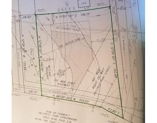 Lawrence Ave Lot 49, South Hadley, MA