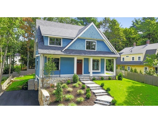 21 Avon Road, Wellesley, MA