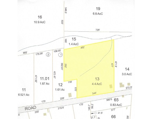 152 Chace Road, Freetown, MA