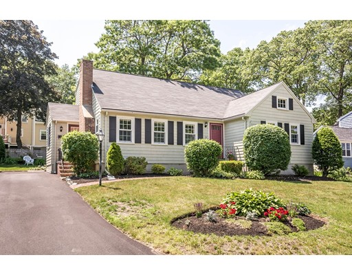 22 MILTON Road, Reading, MA