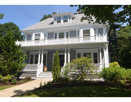 246 Plymouth Road, Newton, MA