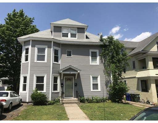 20 Sachem Street, Springfield, MA 01108