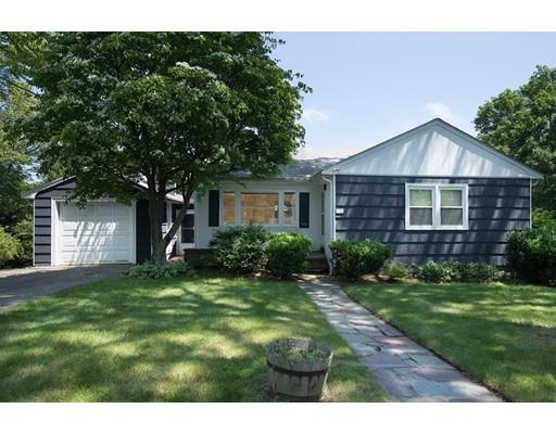272 Woodcliff Road, Newton, MA