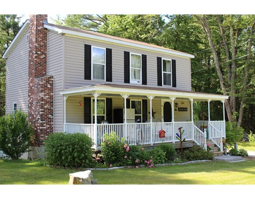155 Gardner Road, Hubbardston, MA