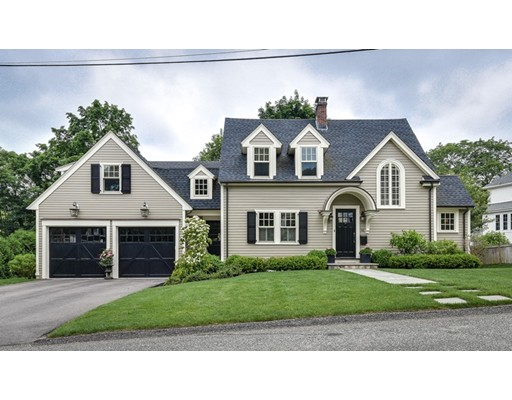 16 Clifton Road, Wellesley, MA