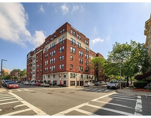 108 Peterborough Street, Unit 6H, Boston, MA 02215
