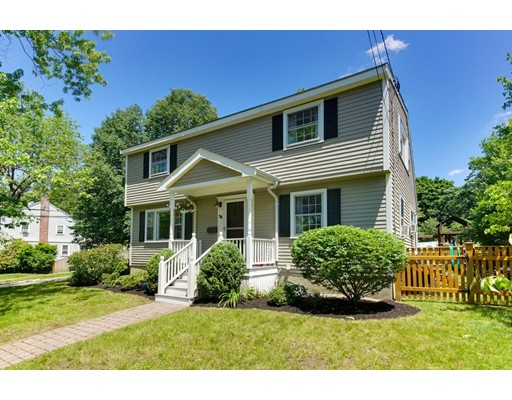 38 Sargent Road, Winchester, MA
