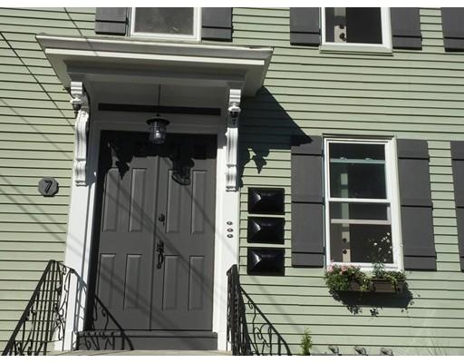 7 Vine Street, Beverly, Ma 01915
