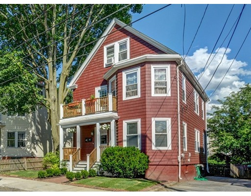22 Claremon Street, Somerville, MA 02144