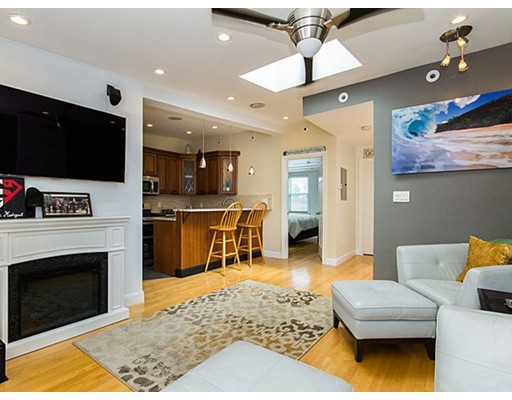 84 Bunker Hill Street, Unit 3, Boston, MA 02129