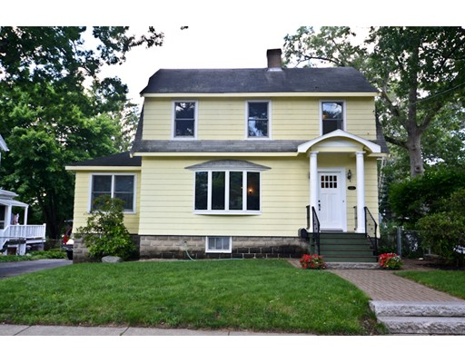 119 Oakland Avenue, Arlington, MA