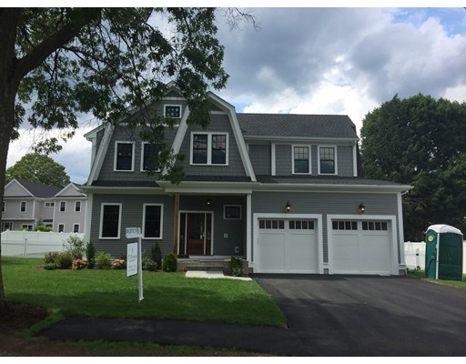 7 Marshall Road, Wellesley, MA