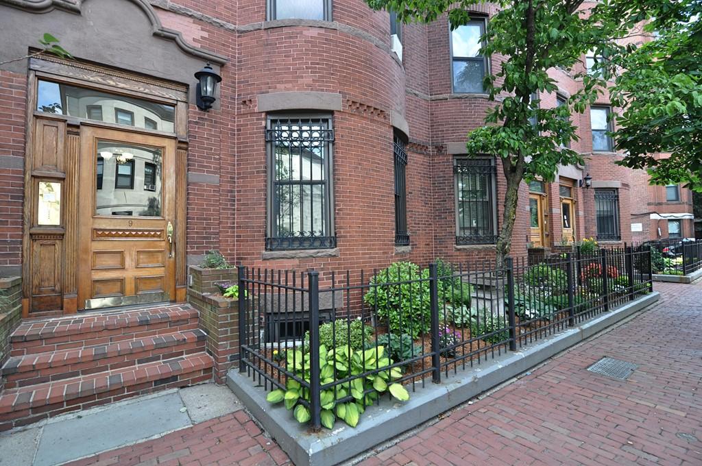 9 Albemarle Street Boston MA Condo Real Estate Listing