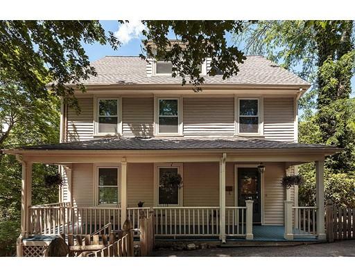 287 Highland Avenue, Winchester, MA