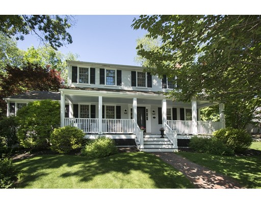 16 Old Pasture Road, Cohasset, Ma 02025