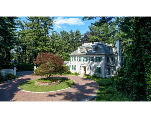 27 Chestnut Street, Weston, MA