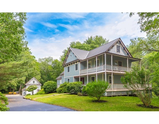 57 Oak Ridge Road, Boxford, MA