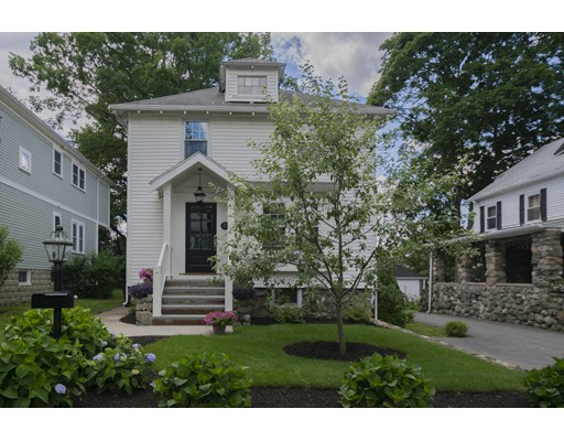 27 Farmcrest Avenue, Lexington, MA