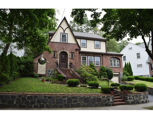 45 Clearwater Road, Brookline, MA