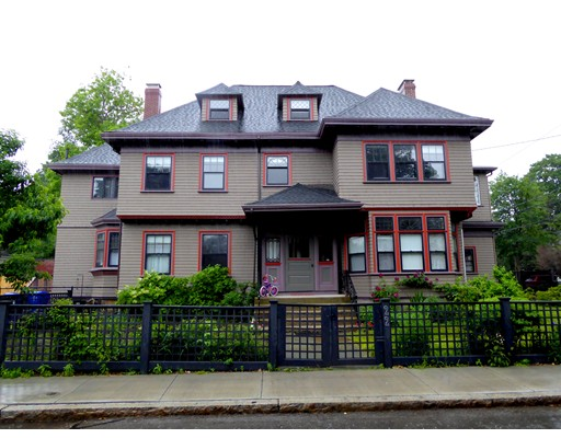 22 Dana Street, Brookline, Ma 02445