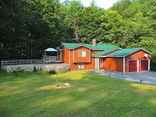 10 Wilson Graves Road, Shelburne, MA<br>$239,900.00<br>2.45 Acres, 3 Bedrooms