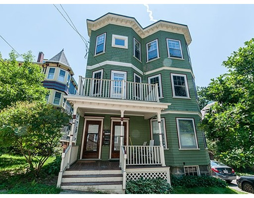 69 Sedgwick Street, Boston, MA 02130