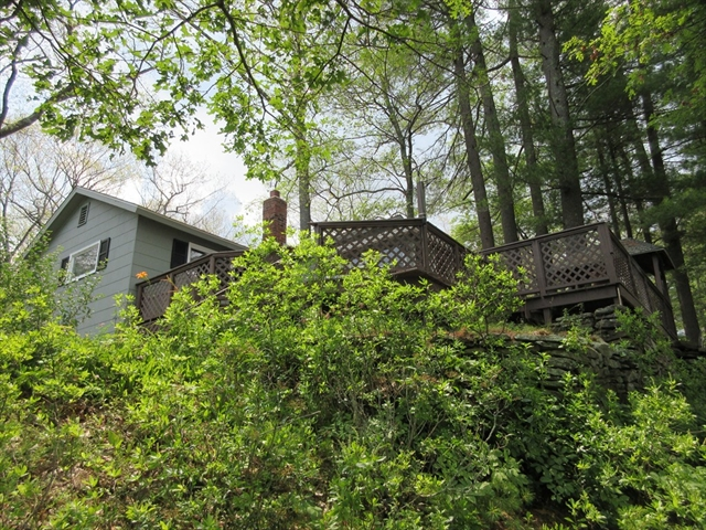 182 Red Gable Road East Brookfield Ma Real Estate