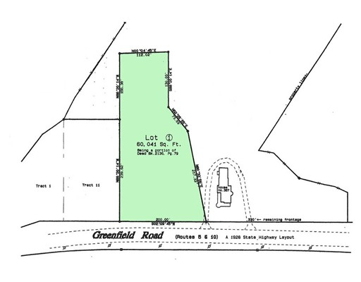 Lot 1 Greenfield Road, Deerfield, MA