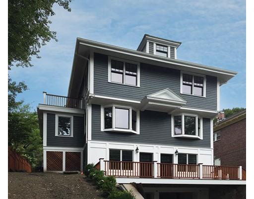 140 Winchester Street, Brookline, MA 02446