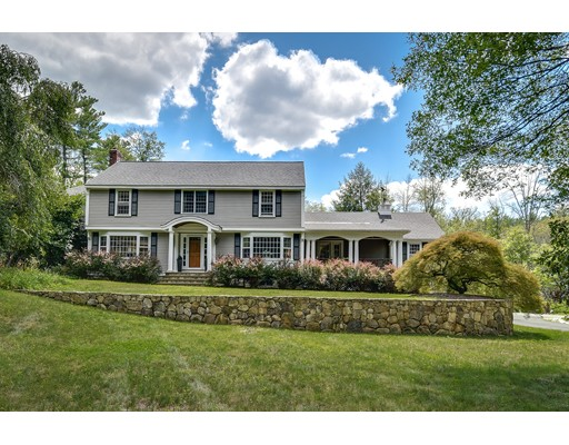 35 Saddlebrook Road, Sherborn, MA