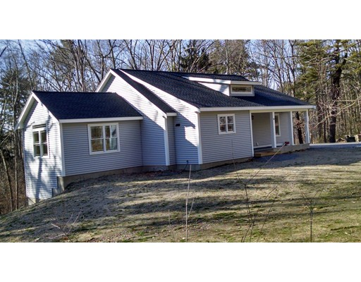93 Newell Hill Road, Sterling, MA