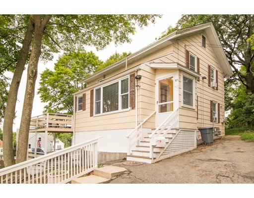 61 Warren Avenue, Woburn, MA 01801