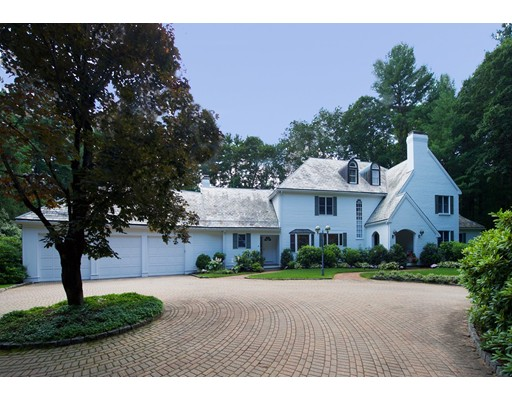 61 Possum Road, Weston, MA