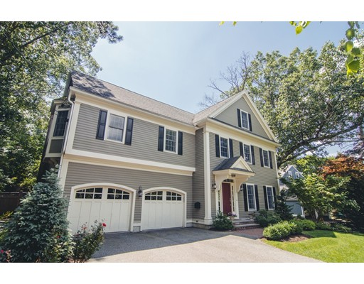 52 Locust Avenue, Lexington, MA