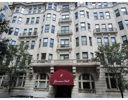 8 Garrison Street, Boston, Ma 02116