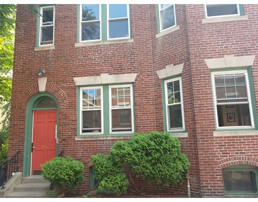 252 Harvard St., Cambridge, MA 02139