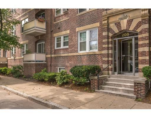 208 Fuller Street, Brookline, MA 02446